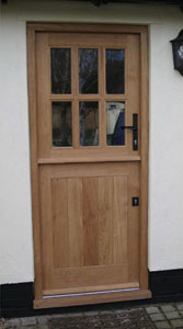 oak doors stable doors