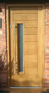 oak doors contemporary