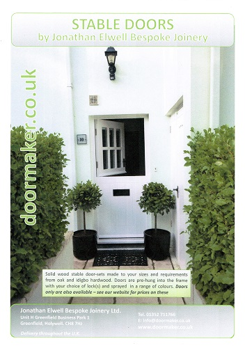 stable door brochure